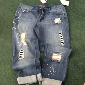 Melissa McCarthy jeans -seven7-size 14W